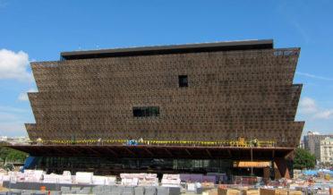 اوباما نے پہلے 'افریقن امریکن میوزیم' کا افتتاح کر دیا 6