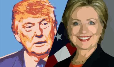 امریکی صدارتی انتخابات، ہیلری نے پہلے مرحلے میں ہی ٹرمپ کو بڑی شکست دے ڈالی 8
