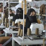 working women in pakistan