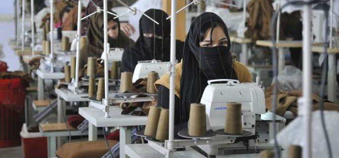 working women in pakistan
