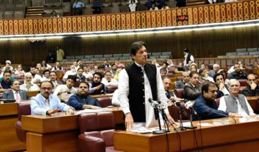 imran_khan speech at parliament
