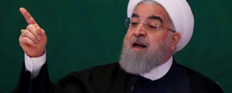 ایران سے جنگ تمام جنگوں پر بھاری ہوگی، حسن روحانی 7