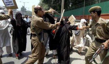 کشمیریوں کی نسل کشی کا بھارتی منصوبہ!
