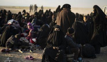 داعش کے تین سو خاندانوں کی عراق منتقلی 12