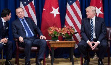 امریکہ اور ترکی کے درمیان کشیدگی نذیر ناجی 6