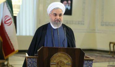 ایران پابندیاں عائد کرنے والوں کا ڈٹ کر مقابلہ کرتا رہے گا ، صدر روحانی 7