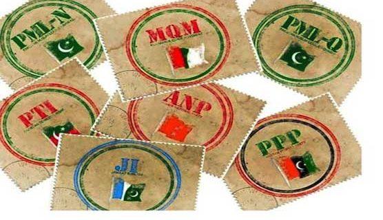سیاسی جماعتیں,سیاسی جماعتیں'سول سوسائٹی اور ریاست