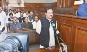 وزیراعلیٰ پنجاب سردار عثمان بزدار نے پنجاب میں بلدیاتی انتخابات کے لئے نیا قانون منظور کرا لیا۔, Usman buzdar