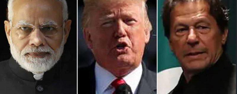 ٹرمپ کا پاکستان کیلئے ایسا کام مودی سرکار کے ہوش اُڑ گئے
