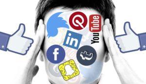 سوشل میڈیا کے ذریعے دماغی صحت کو بہتر کرنے کا طریق, Social media