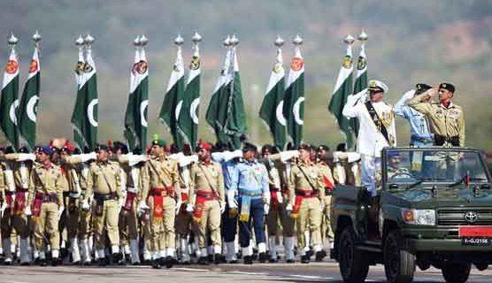 23 مارچ کو یوم پاکستان کے حوالے سے تمام تقریبات منسوخ