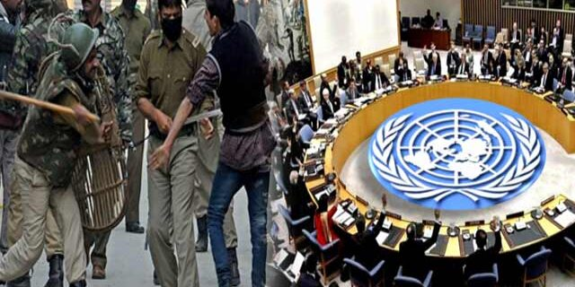 Kashmir dispute and United Nations
