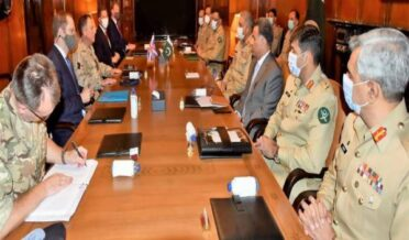 Army Chief of British metting with Pakistnai amry Chief