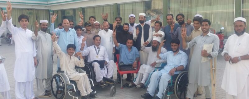 Reforms for special person by Asad Qaiser