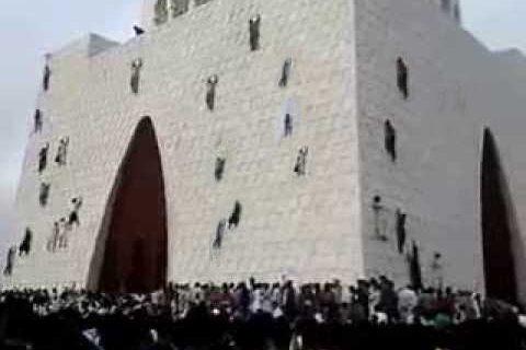 Shirine of Quaid e Azam