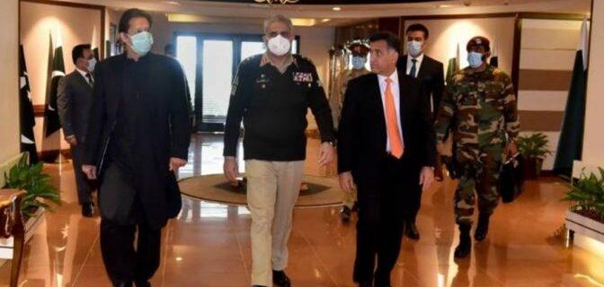 آئی ایس آئی اور عمران خان کی سیاست