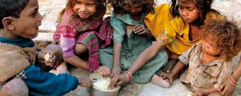 ملکی تاریخ میں پہلی بار غذائی قلت پر لکھی گئی پہلی پاکستانی نظم