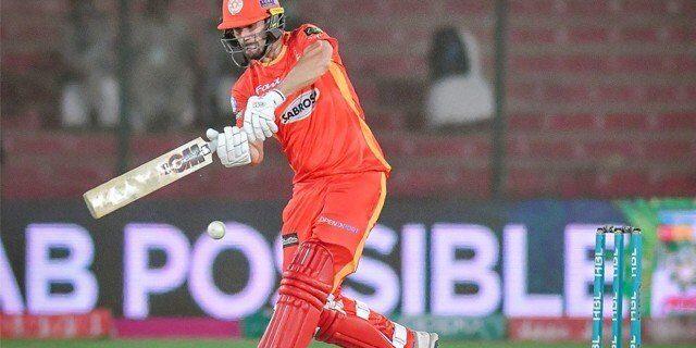 اسلام آباد یونائیٹڈ نے کراچی کنگز کو 5 وکٹوں سے شکست دیدی